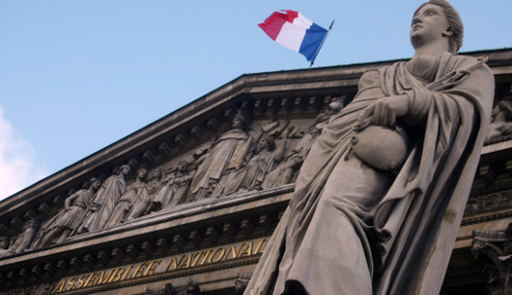 Names of lecherous French MPs included on 'blacklist' for women to avoid