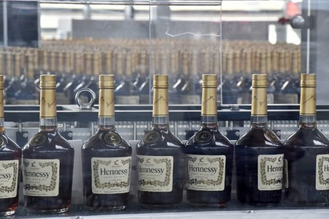 France: Hennessy expands to satisfy Americans' insatiable thirst for Cognac