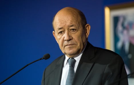 France urges US Congress not to cancel Iran nuclear deal