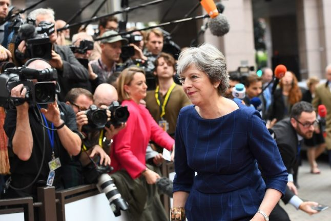 Brexit: Theresa May's 'people first' letter met with ridicule among Brits in France