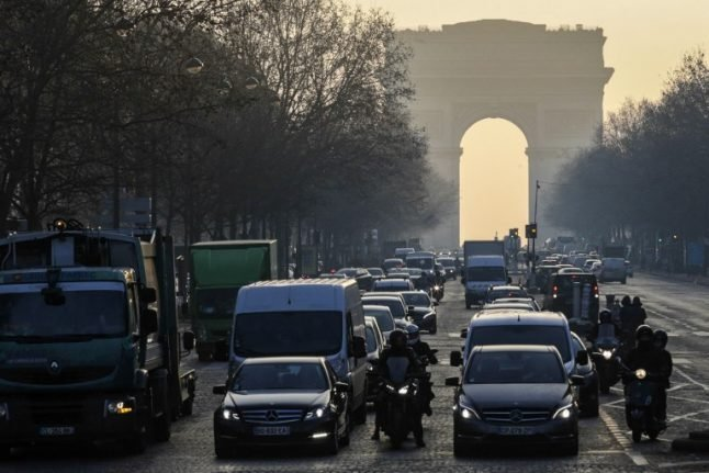Question: Can Paris really ban petrol cars by 2030?