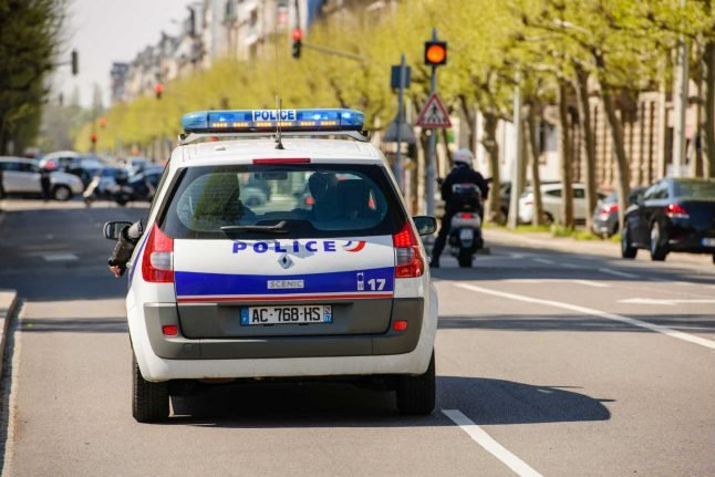France charges eight over plot targeting politicians