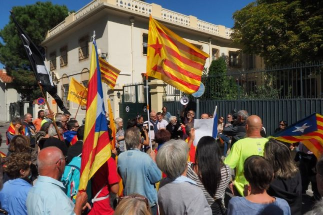 How does France's 'Northern Catalonia' feel about independence?