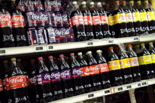 France tackles obesity by hiking 'soda tax' on sugary drinks