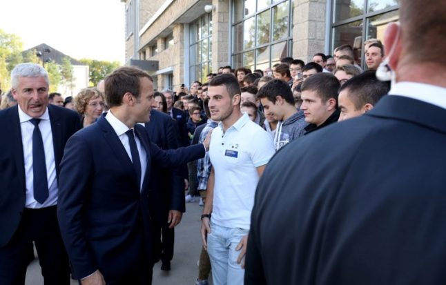 Macron accused of showing 'contempt' for French working class... again