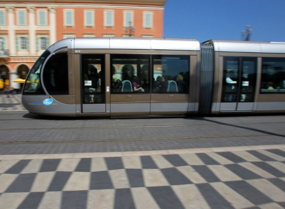 Towns and cities across France hit by mass public transport strike