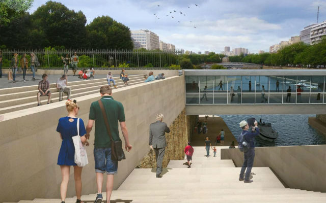Revealed: What the future Place de la Bastille will look like