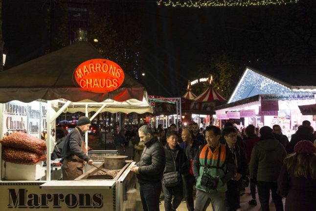 Paris carnival workers threaten to strike if Christmas market doesn't go ahead