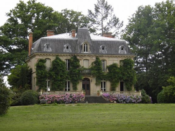 French Property of the Week: Napoleon III mansion with lake AND a pool in Auvergne