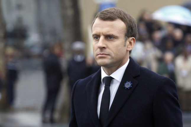 Six months on: Macron unpopular but in control
