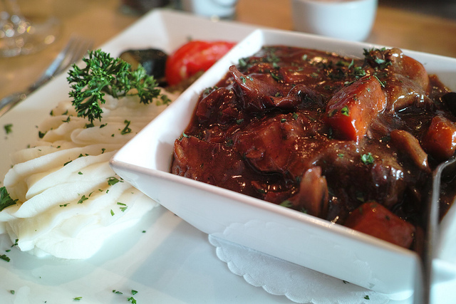 French vote for Boeuf Bourguignon as country's 'national dish'