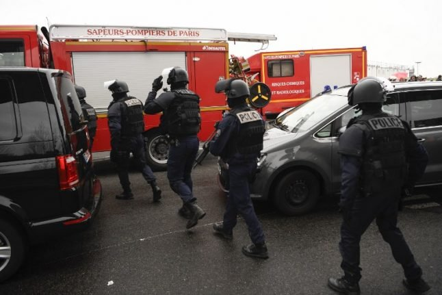 Nine held in anti-terror raids across France as 'attack is thwarted'