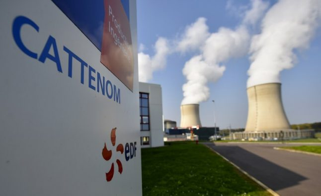 France backtracks on promise to cut nuclear power reliance