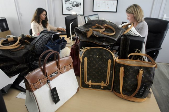 French fashion rental offers top labels for price of pizza