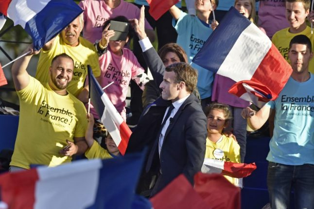 Macron faces first signs of rebellion among movement that swept him to power