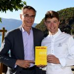 Owner of historic French Alps inn wins top food award