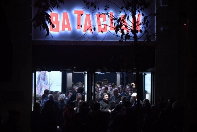 Bataclan gets its mojo back after pain and grief of Paris attacks
