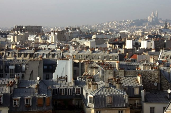 Paris property: Apartment prices in French capital hit record high