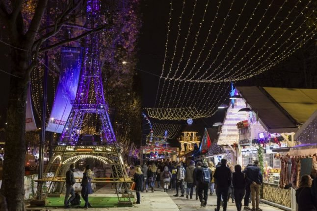 Why there won't be a Christmas market on the Champs-Elysées this year