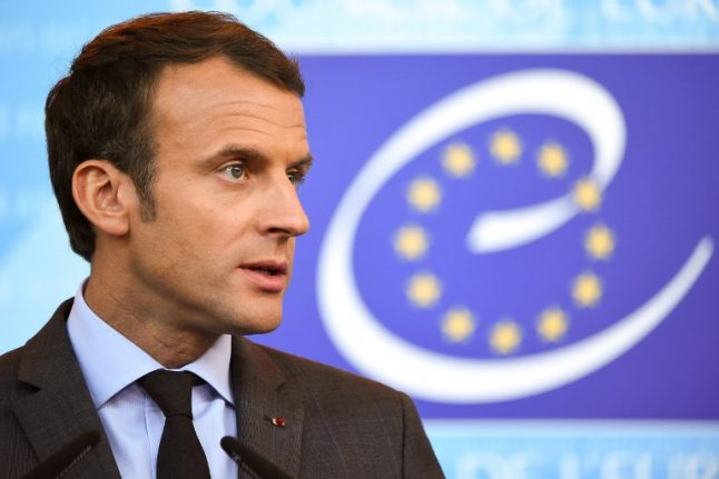 'We're more responsible now': France dismisses EU worries over Macron's budget