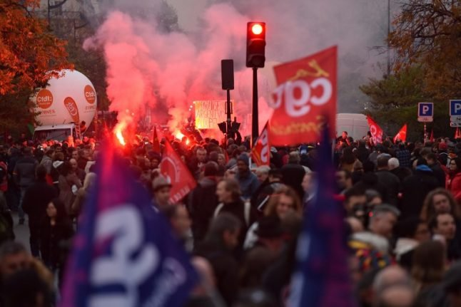 Macron looks to have won his battle with 'the street' as protests lose steam