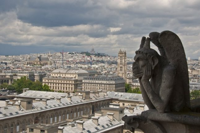 France to launch special lottery to raise cash to save its crumbling heritage