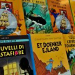 Tintin and Snowy drawing sells for €500,000