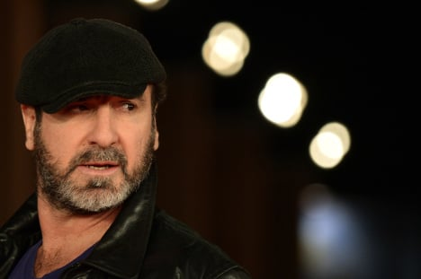 Cantona the artist ponders sex, life and death in new book