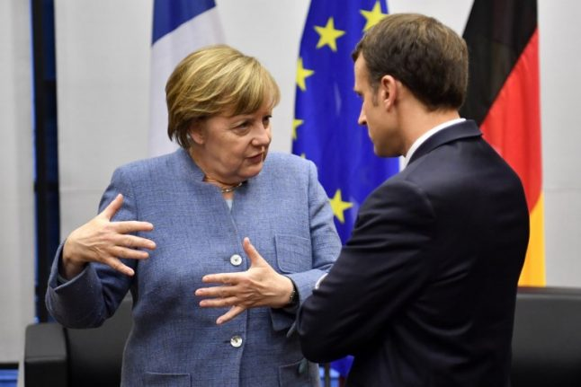 German political chaos shows France 'needs to take lead in Europe'