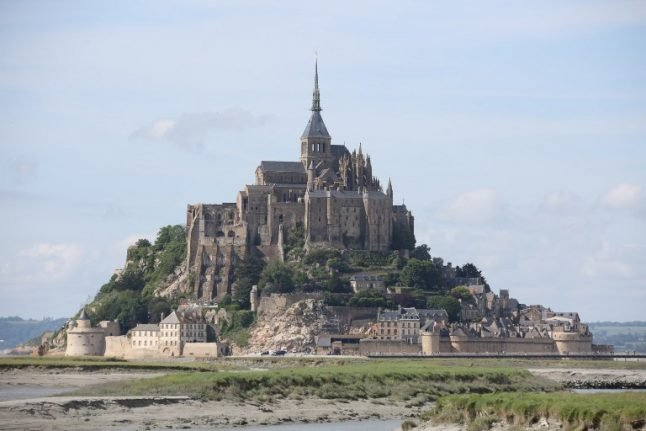 Has Mont Saint-Michel become an overcrowded tourist trap?