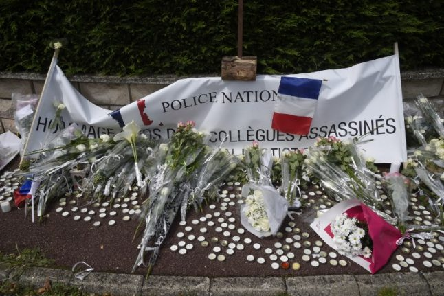 Man arrested 18 months after jihadist murders of French police couple