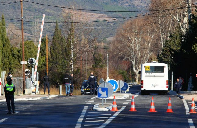 Safety barrier down in deadly French bus collision: lawyer