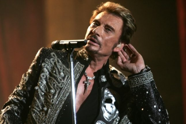 Johnny Hallyday: The Gallic Elvis who rocked France for over 50 years