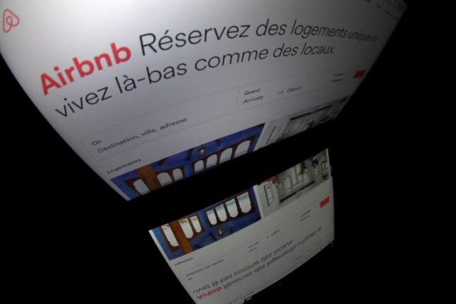 Airbnb ends payment system in France suspected of facilitating tax evasion