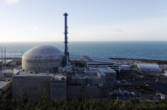 Smoke at French nuclear site forces 200 to evacuate