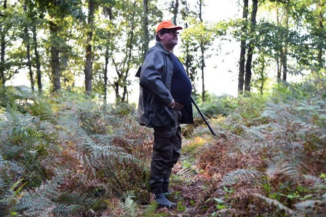Hiker accidentally shot dead by hunter in France