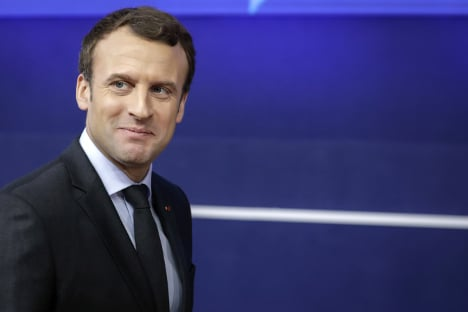 Macron criticised for celebrating 40th birthday in royal style