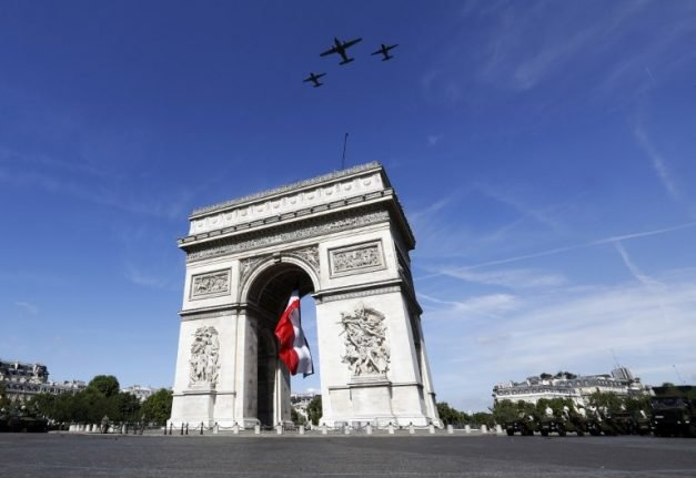 France to pay 'people's homage' to rocker Johnny Hallyday on Champs-Elysées