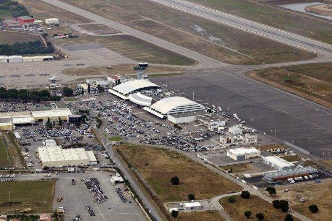 Corsica airport shooting leaves one man dead and two injured
