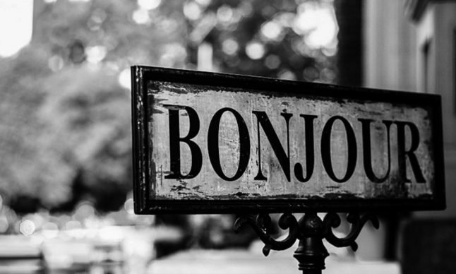 11 everyday moments in France when you really need to say 'bonjour'