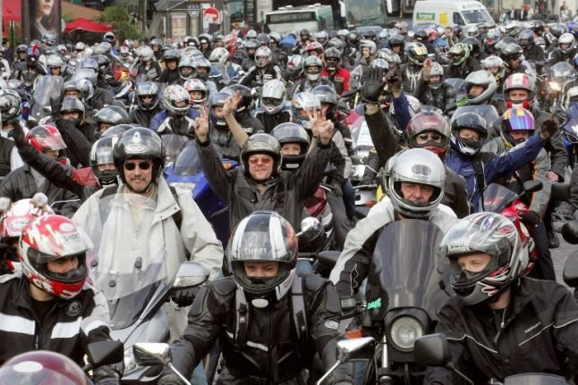 700 bikers and hordes of French fans to take over Paris for Johnny Hallyday homage