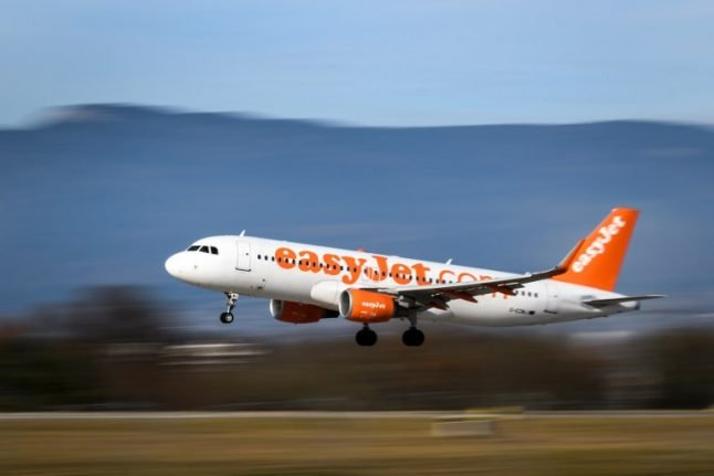 EasyJet to open 15 new routes from French airports