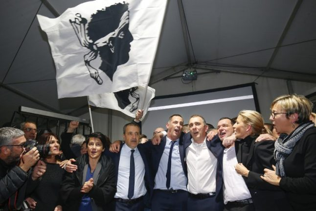 Nationalists gain in Corsica to boost demands for autonomy from Paris