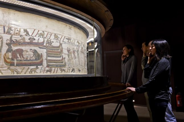 French experts voice opposition to Bayeux Tapestry crossing the Channel