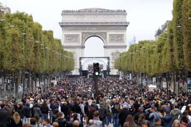 From birth rate to marriages: What you need to know about the French population in 2018