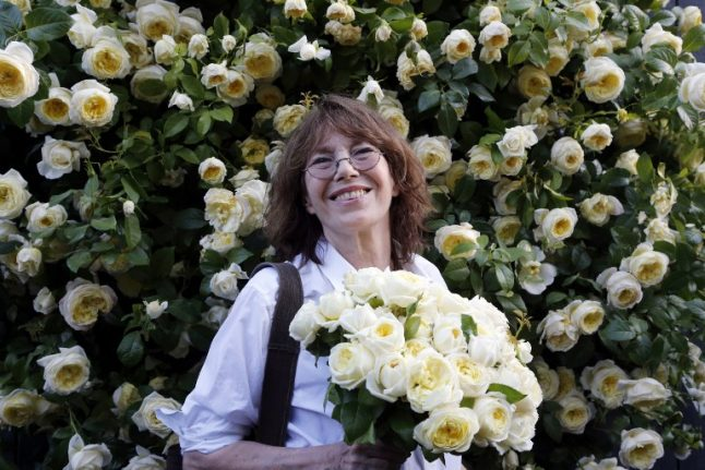 Jane Birkin to publish her diaries - in French