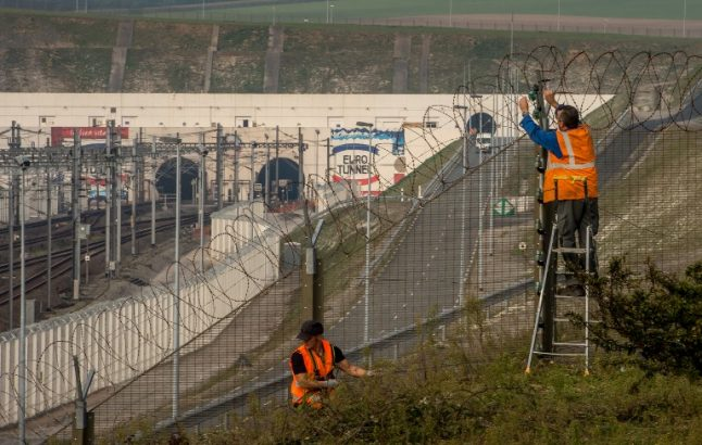 OPINION: Britain throwing even more money at security in Calais is not the answer