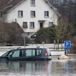 Swathes of France on alert for floods as public warned to be vigilant