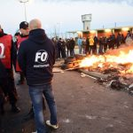 French prison guards reject government's latest offer to end protest