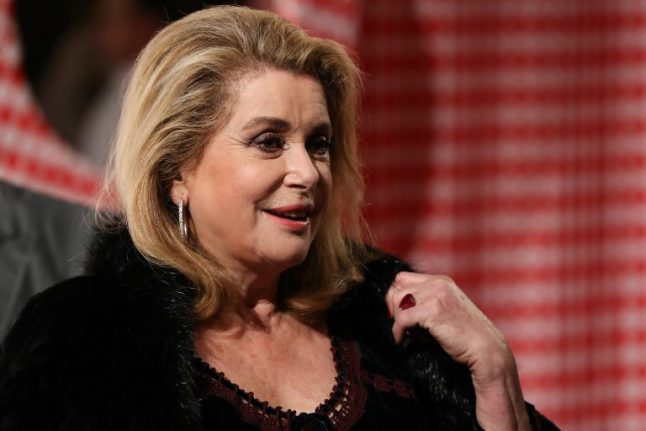 100 French women led by actress Deneuve slam post-Weinstein 'witch-hunt'